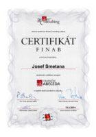 Josef Smetana - Vzdělávací program Finanční abeceda - Americká hypotéka - Matějova hypotéka