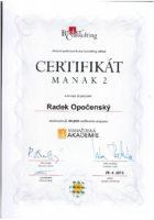 Manažerská akademie - Bc. Radek Opočenský - Matějova hypotéka