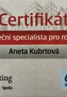 Bc. Aneta Kubrtová - hypoteční specialistka - Matějova hypotéka